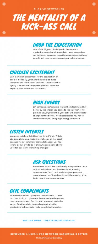 LinkedIn MLM Scripts