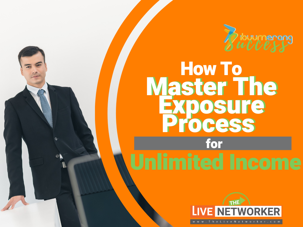 Daniel Camero With iBuumerang: How To Master The Exposure Process To Create Unlimited Income