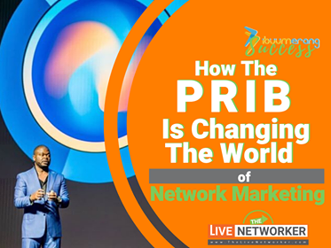 What Is iBuumerang | How The PRIB Is Changing The Face Of Network Marketing