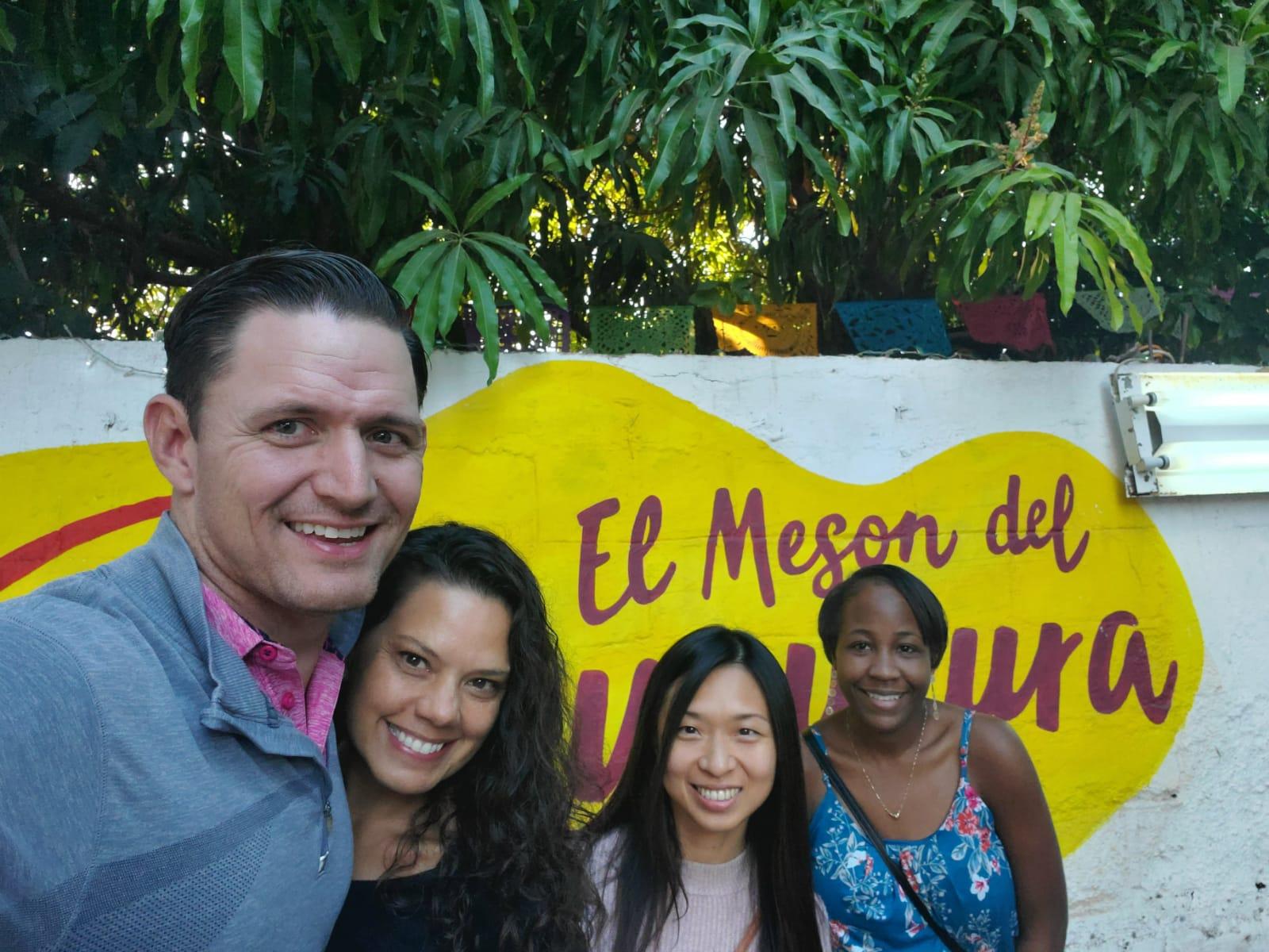 Terry, Felicia, Iris & Linsey